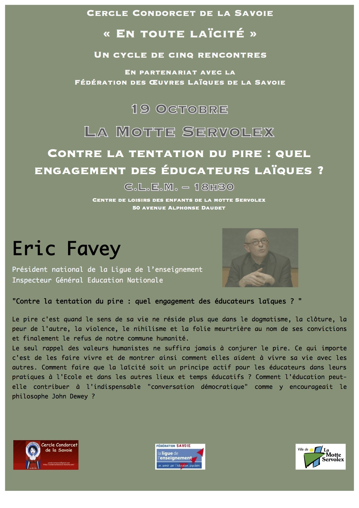 Flyer favey 1